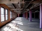 Помещение старого промышленного здания в Нью-Йорке